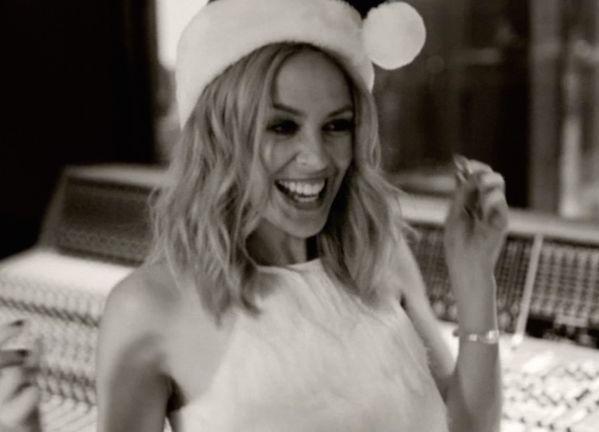 Kylie Minogue November 2015
