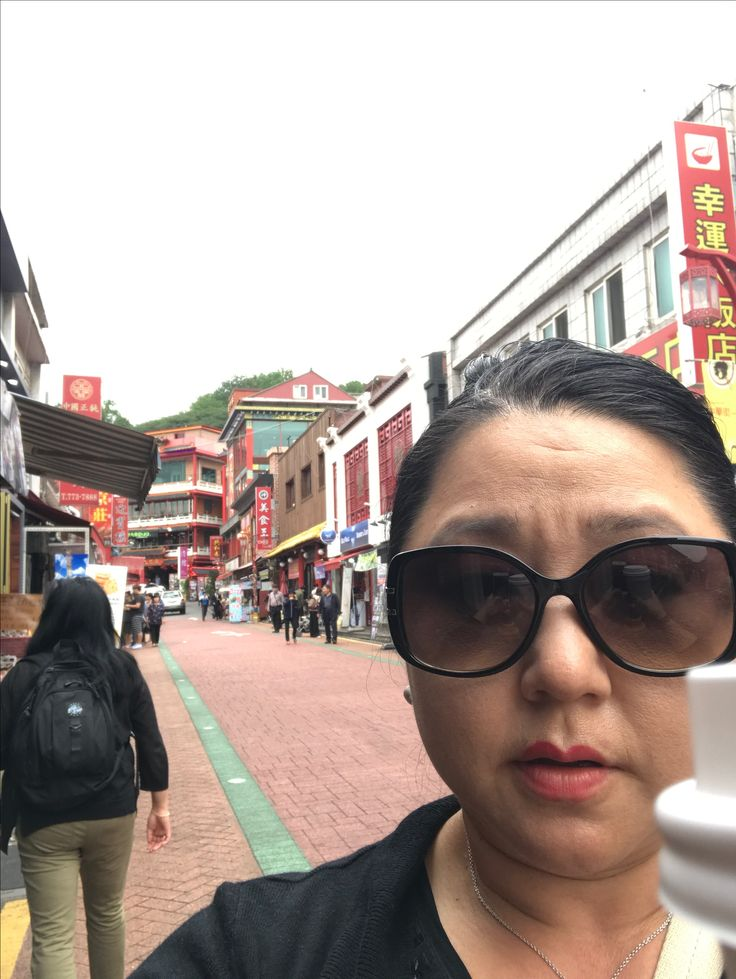 Chinatown in Incheon