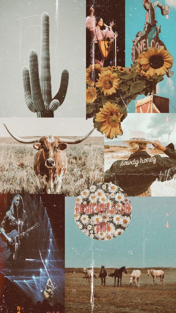 Wild West Wallpaper Nature Flowers Western Wall Art Cute Wallpaper Backgrounds