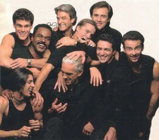 Another World Soap Opera   Soap Opera Blog - The Men of Bay City