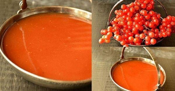 Повидло и соус из ягод калины. Вкус, который оценят даже самые придирчивые гурманы.