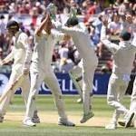 Ashes 2017: Mitchell Starc Josh Hazlewood Lead Australia to 2nd Test Win