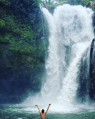 Cascada deTenenungan, Bali (cerca de Ubud).