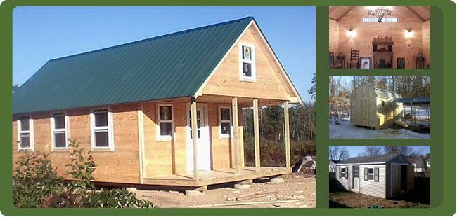 Shed Solutions- Custom built storage sheds and garages in ...