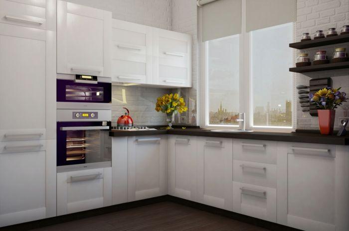 Küchengestaltung ideen einrichtungstipps modene küchen