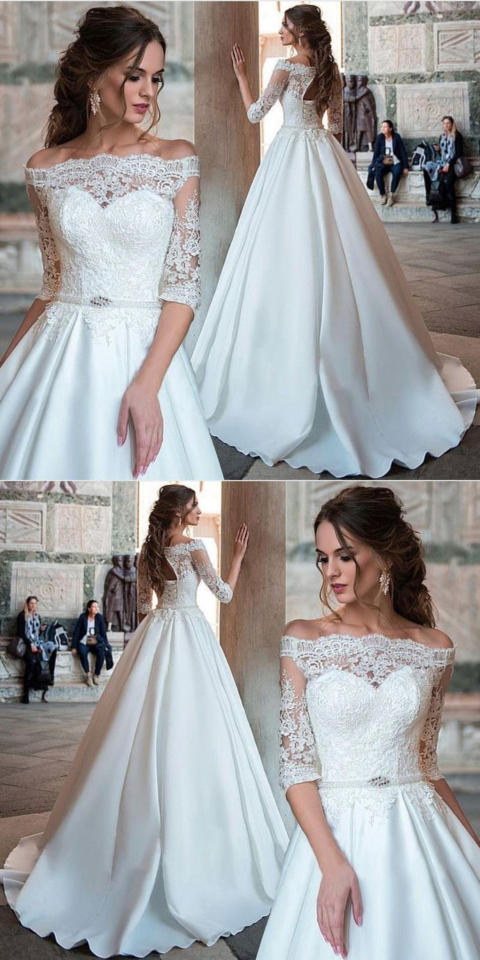 16+ Spectacular Wedding Dresses The Latest Trends And Ideas  Off