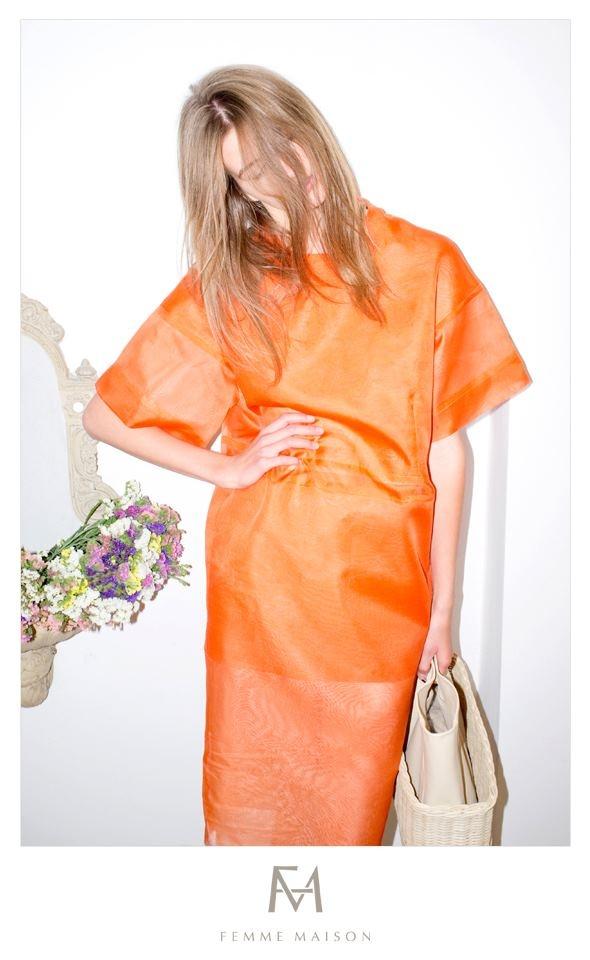 FEMME MAISON SS 2013 Pre-Campaign  •shot by Sia Kermani