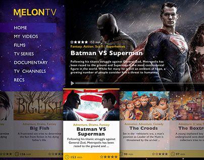 "Check out new work on my @Behance portfolio: ""SmartTV app"" http://be.net/gallery/45510091/SmartTV-app"