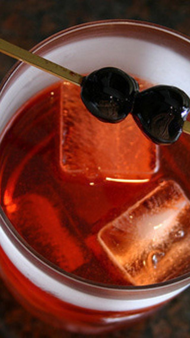 The Boulevardier | Sippin the Good Life | Pinterest