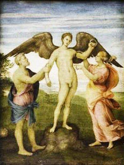 Iniziazione di Icaro (1508 circa; Firenze, Palazzo Davanzati)