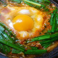 Jjigae-style Stewed Udon Noodles with Kimchi