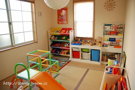 子供目線の、おもちゃ収納   STARRY