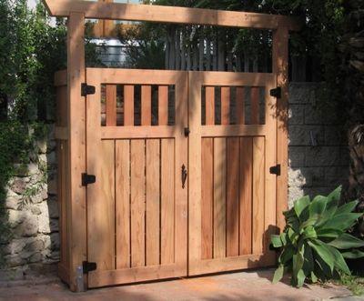 Wooden Garden Gates | ... Garden Gate Designs for Homes, gardening, garden gate, wooden gates