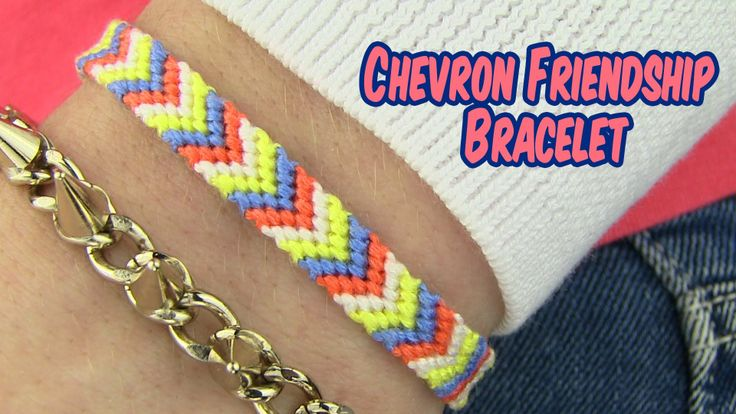 In this bracelet making tutorial we are making a Chevron Friendship Bracelet. This fashion diy is perfect for beginners, since chevron pattern is one of the easiest to achieve. I love making friendship bracelets and I hope you will make some yourself.
