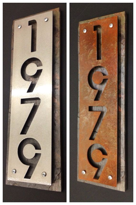 Best 25+ House numbers ideas on Pinterest | Address numbers, Diy ...
