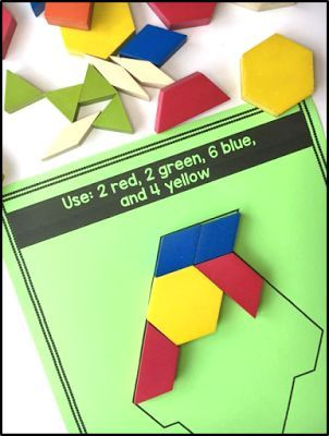 These interactive logic puzzles will have kids begging for more! Easy to use, these brain teasers are a great math center that will keep kids engaged while thinking logically. These puzzles are perfect to help your 1st and 2nd grade students learn to persevere through challenging tasks.