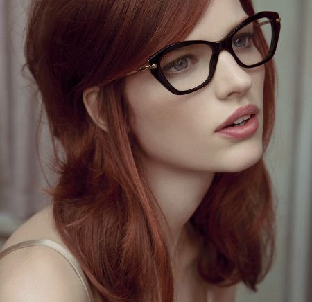 MIU MIU Eyeglasses ADV. Found on otticanet.com