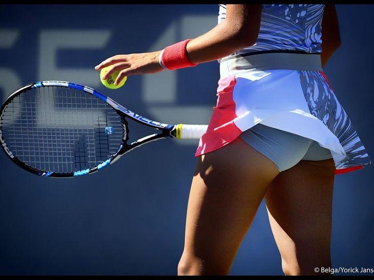 Tennis Women Upskirt 31