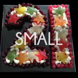 Number Sweet Cake - Small