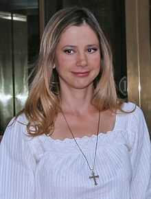 Mira Sorvino (actress) Born 9/28/67 in New York City and grew up in Tenafly, N.J. Father actor Paul Sorvino.