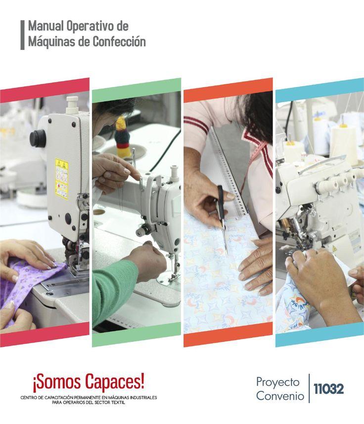 Manual Operativo de Máquinas de Confección