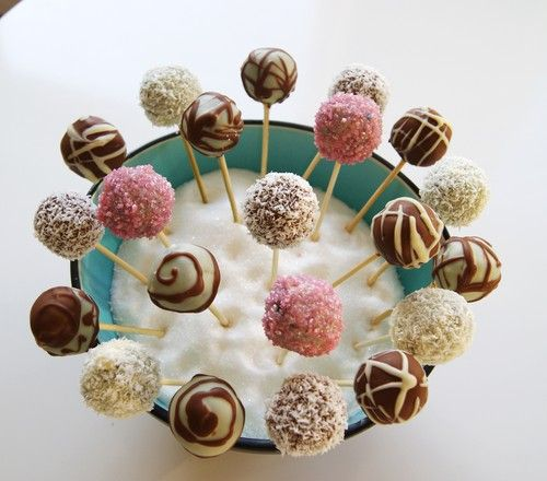 recept cake pops make up hairstylist recipies pinterest pop cake pop. Black Bedroom Furniture Sets. Home Design Ideas