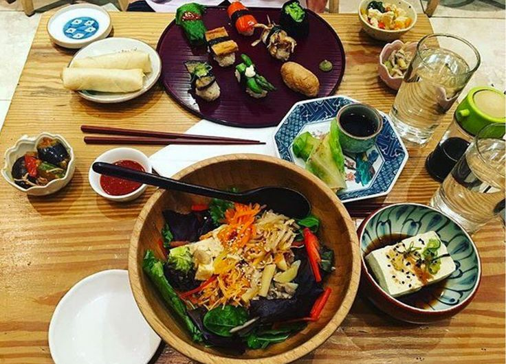 """A Complete Guide To Vegetarian Dining In London #refinery29  http://www.refinery29.uk/vegetarian-restaurants-london#slide-1  Best for vegetarian sushiItadaki ZenIdataki Zen is more than just a restaurant; it's a revolution. Named for the Japanese concepts of itadaki (""""to take the food life"""") and zen (""""to fix, to mend""""), every dish here is designed to nourish and heal from within. If you're feeling a little worse for wear after the Christmas onslaught o..."""