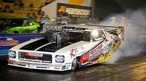 Can't get any better or tougher than John Zappia's HQ drag car. 4.03 passes!!!!