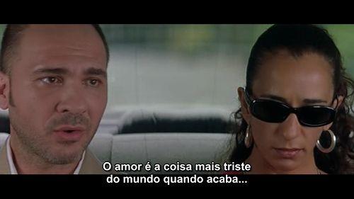 Marco Zuluaga (Darío Grandinetti) em Hable Con ella (2002) Fale Com ela.