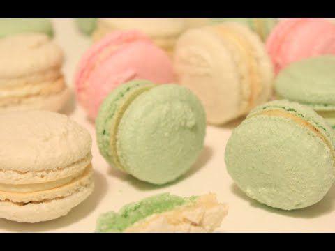 Макарон простой рецепт / Macaron / French Macaron - YouTube