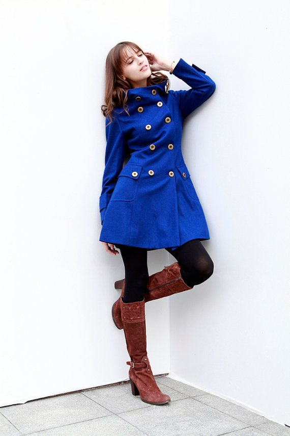 17 Best ideas about Purple Jacket on Pinterest | Purple coat ...