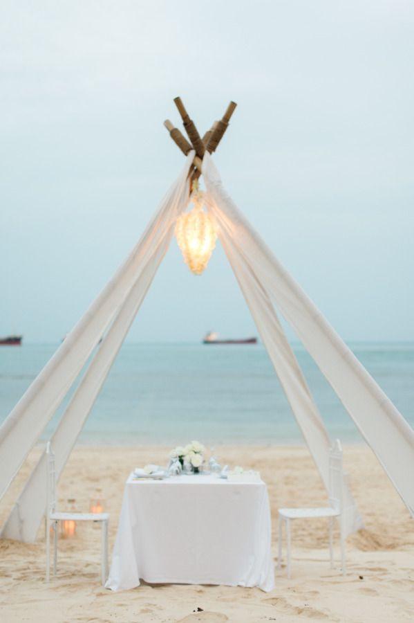 Intimate Beachfront Gay Wedding in Phuket, Thailand