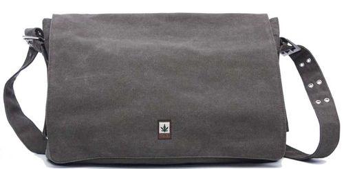 Die Praktische Handtasche aus Hanf. Jack Norris der Taschen. Unzerstörbar.