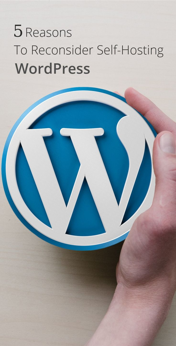 Is it really a good idea to self-host your #WordPress website? Find out more: http://hardpixel.eu/5-reasons-to-reconsider-self-hosting-wordpress/