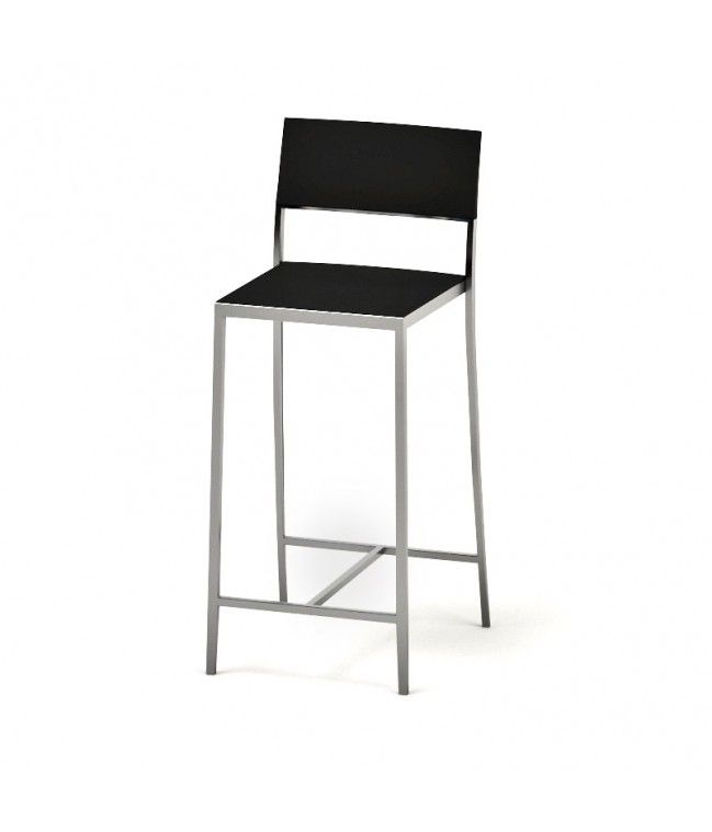 Stool 001-  High definition 3d model Stool 001 perfect for a bar.None