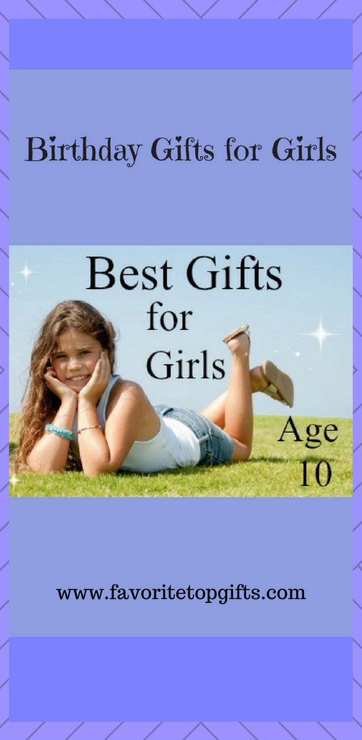 Here You Can Find Gifts 10 Year Old Girls Love These Are Some Of My Nieces Favorite Toys