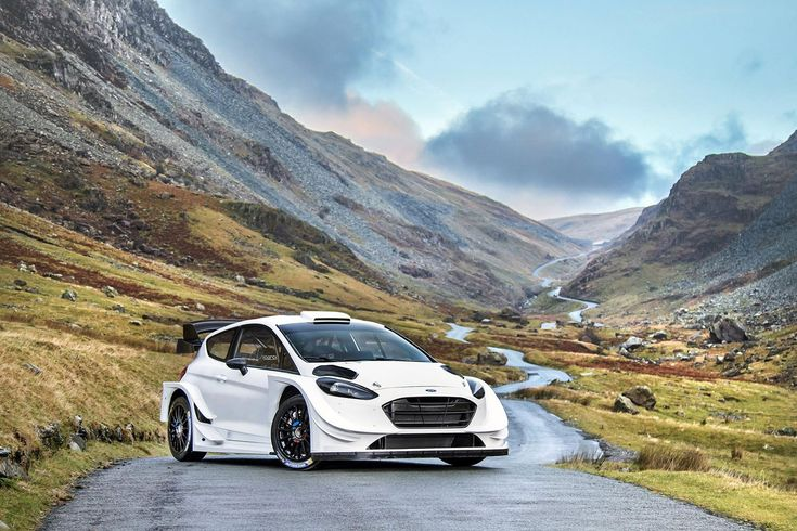 Fords Semi-Werksteam M-Sport hat heute den Ford Fiesta WRC für die neue Saison offiziell vorgestellt.