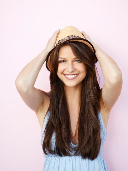 Melissa Benoist // gorg and talented wow
