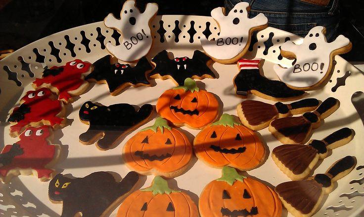 Halloween starts! comença Halloween!!!