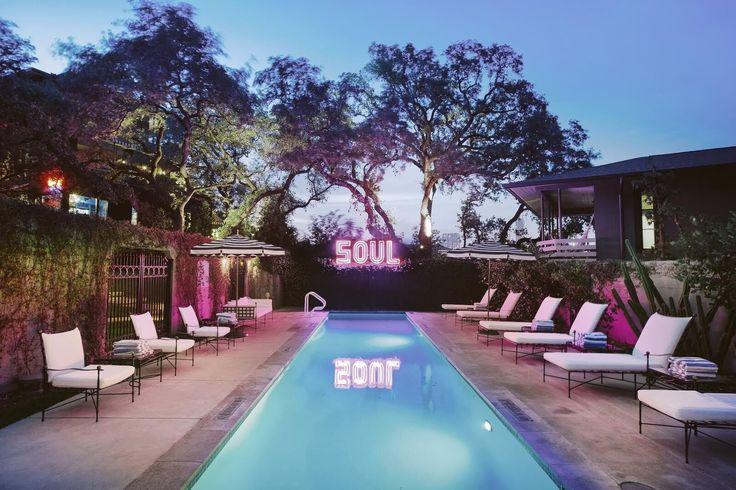 Hotel Saint Cecilia, Austin, TX
