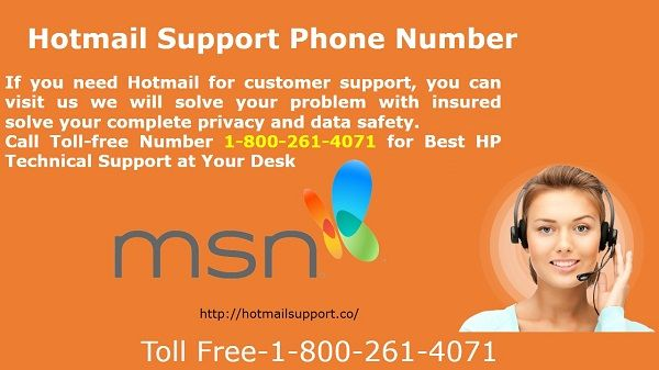 Any Kind of help for Hotmail Account? Call us now for best Hotmail customer…