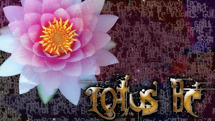 Desktop (1920x1080) artwork for new Lotus BC Band logo http://lotusbc.com/