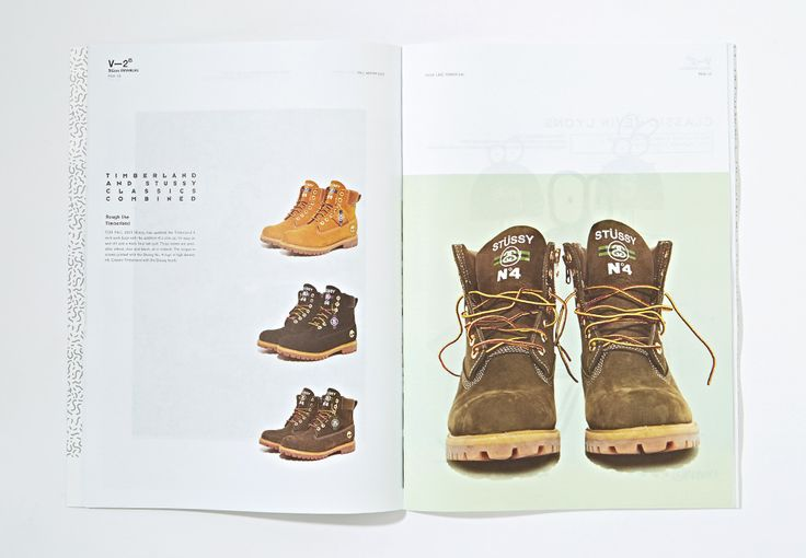 lookbook layout