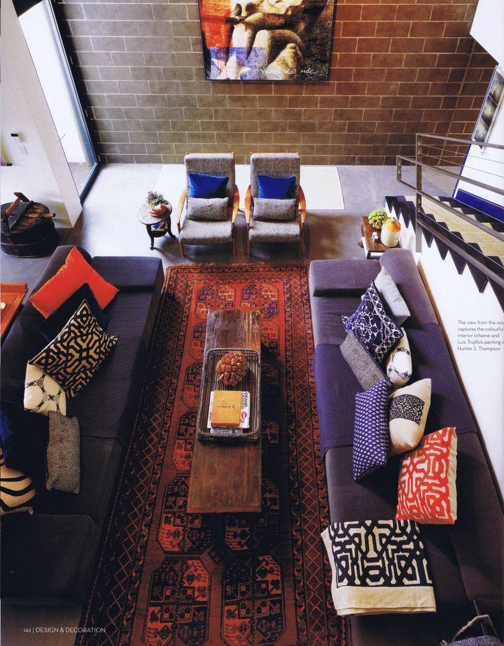 Design & Decoration Vol 4 Page 3 Brooke Aitken Design