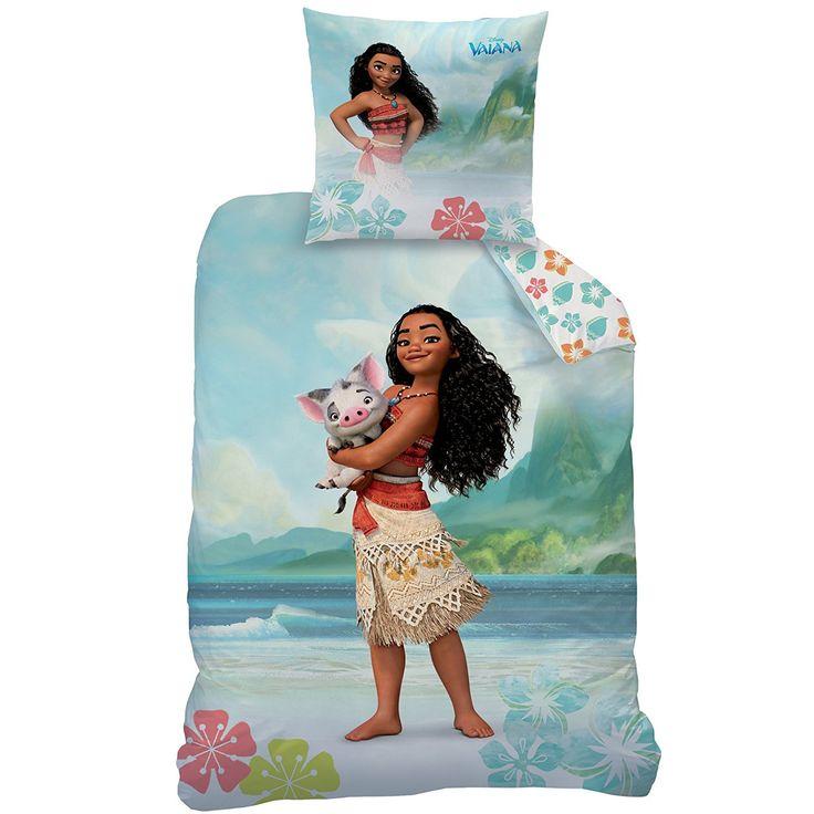 CTI 043943 Vaina Aloha - Juego de cama con funda de edredón de 140 x 200 cm y funda de almohada de 63 x 63 cm, algodón, diseño de Minnie, color verde: Amazon.es: Hogar