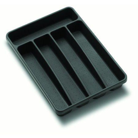 Madesmart OPP Cutlery Tray, Granite