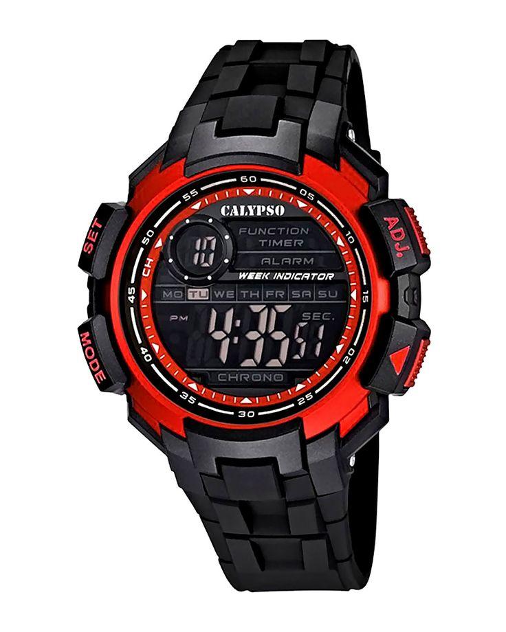 Ρολόι CALYPSO Sport Digital 5595-3