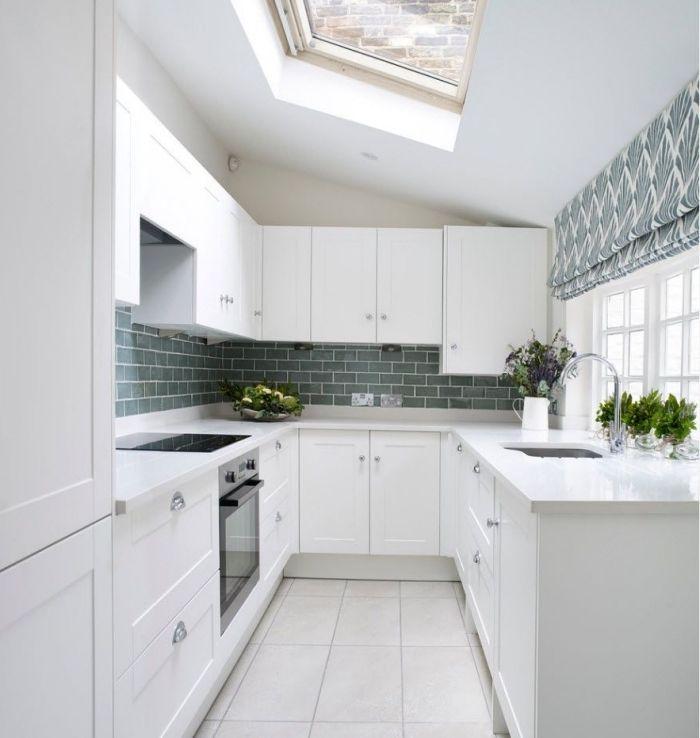▷ 1001 + modèles impressionnants de la cuisine en u ...