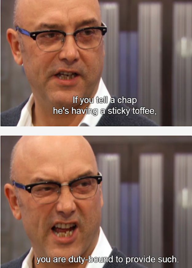 21 Of The Most WTF Things Gregg Wallace Has Ever Said