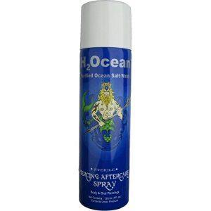 H2ocean-Piercing Aftercare Spray (4oz)  http://electmejewellery.com/jewelry/h2oceanpiercing-aftercare-spray-4oz-com/